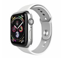 Смарт-часы Apple S4 44 sport white