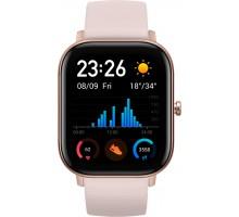 Смарт-часы Amazfit GTS Rose Pink, Desert Gold