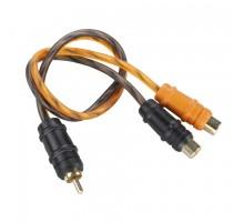 RCA Y-разветвитель DL Audio Gryphon Lite YRCA 1M2F
