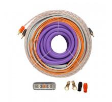 Набор кабелей и аксессуаров для установки автомобильных усилителей DL Audio Barracuda WK 42