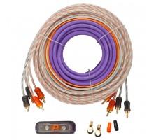 Набор кабелей и аксессуаров для установки автомобильных усилителей DL Audio Barracuda WK 84