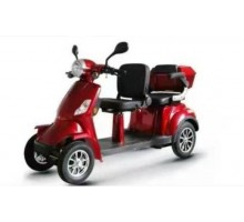 Электрический четырехколесный скутер Syccyba X4 PRO