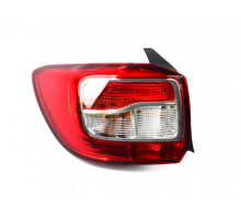 Фонарь задний Renault LOGAN 2014 - Левый аналог 265556233R