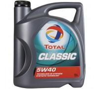 Моторное масло Total Classic 5W-40 1 литр