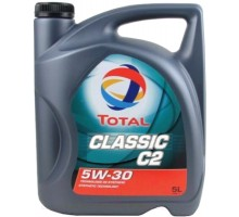 Моторное масло  Total Classic 5W30 C2 5 литров