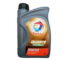 Моторное масло Total Quartz 9000 Energy 0W-30 1 литр