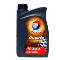 Моторное масло Total Quartz Racing 10W-50 1 литр
