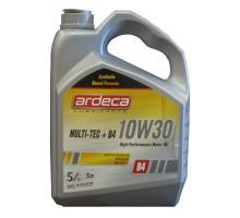 Моторное масло Ardeca MULTI-TEC+ B4 10W-30 5 литров