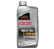 Моторное масло Ardeca MULTI-TEC+ 10W-40 1 литр