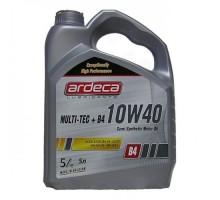 Моторное масло Ardeca MULTI-TEC+ B4 10W-40 5 литров