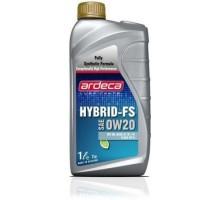 Моторное масло Ardeca HYBRID-FS 0W-20 1 литр