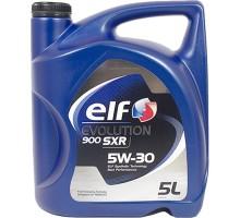 Моторное масло Elf Evolution 900 SXR 5W-30 5 литров
