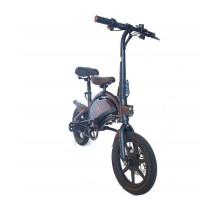 Электровелосипед KUGOO V1 - черный новинка 2020